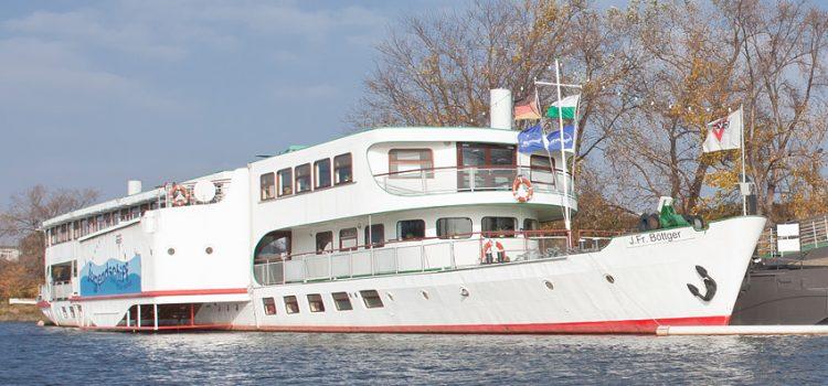FSJ auf einem Schiff