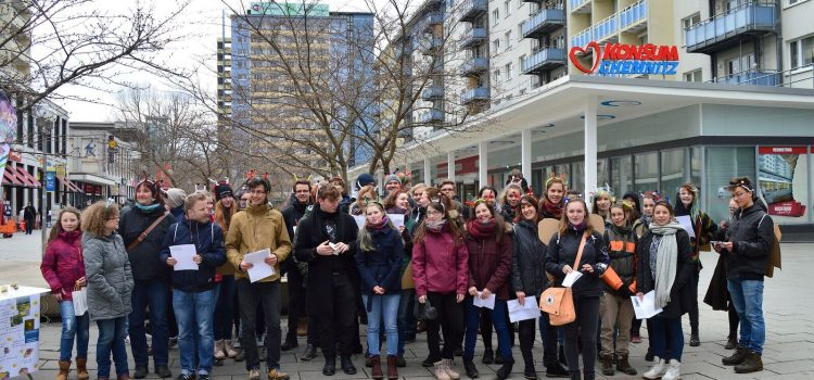 Landesaktionstag der Grünen Liga Sachsen – FÖJ e.V. und der LaNU