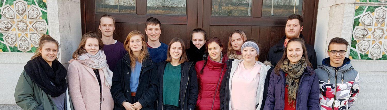Sprecherarbeit in Sachsen