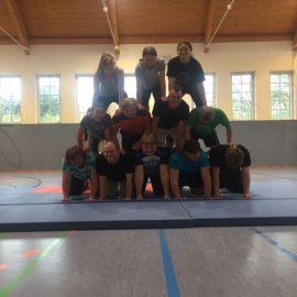 Sport frei! – FÖJ-Seminar der Grünen LIGA in Großhennersdorf