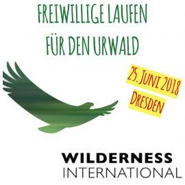 Freiwillige laufen für den Urwald – Spendenlauf 25. Juni 2018
