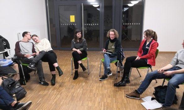 Treffen der Regionalgruppe Dresden