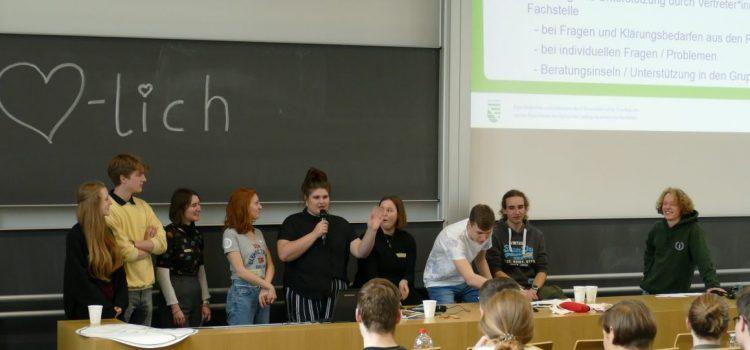 2. Gruppensprechertreffen FÖJ, FSJ und BFD