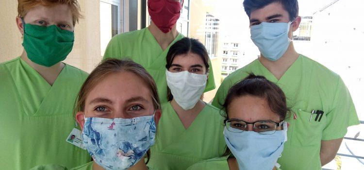 FSJ im Krankenhaus – ein neuer Alltag mit vielen Einschränkungen und Neuerungen