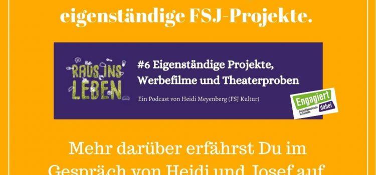 #6 Eigenständige Projekte, Werbefilme und Theaterproben